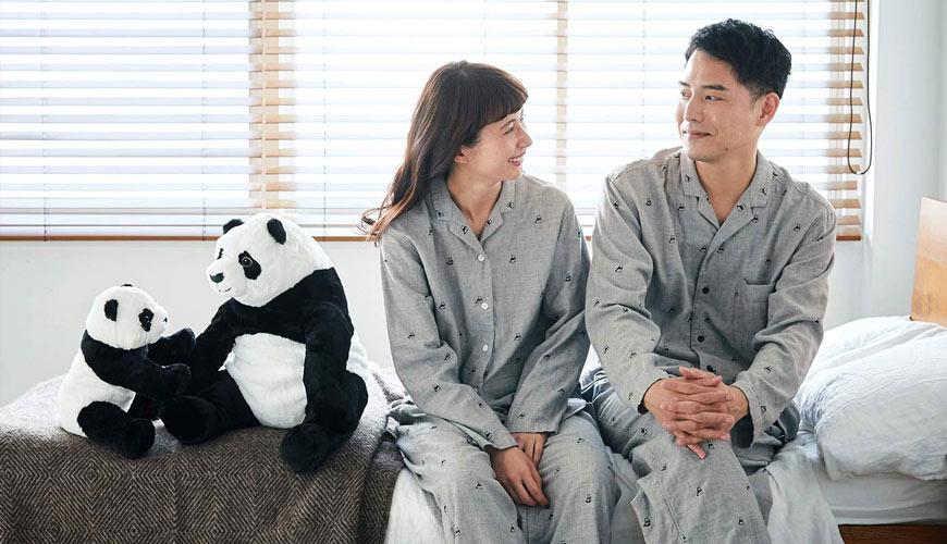 睡衣推薦推介男女睡衣套裝日系可愛日本居家服品牌Sunny Clouds