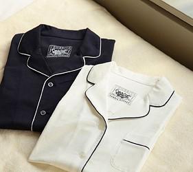 睡衣推薦推介男女睡衣套裝日系可愛日本居家服品牌TENERITA80/2細紗系列質感非常好