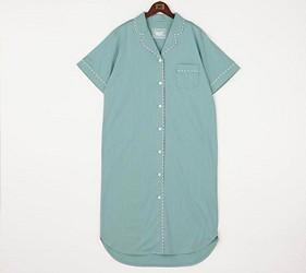 睡衣推薦推介男女睡衣套裝日系可愛日本居家服品牌TENERITA有機認證的材質穿起來舒適不怕過敏