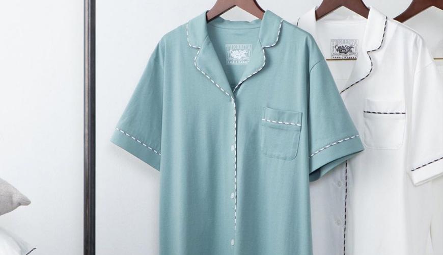 睡衣推薦推介男女睡衣套裝日系可愛日本居家服品牌TENERITA