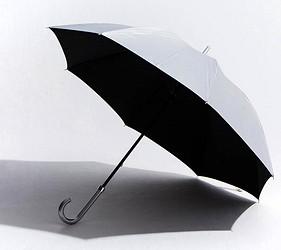 日本雨傘摺傘折疊傘推薦品牌waterfront銀行員陽傘