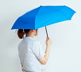 日本雨傘摺傘折疊傘推薦品牌waterfront輕量折疊傘
