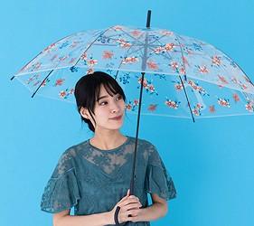 日本雨傘摺傘折疊傘推薦品牌wpc透明傘