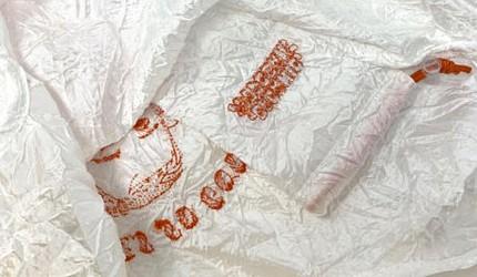摺疊環保購物袋推薦推介日系動物設計超可愛立體剪裁容量大好收納刺繡系列商品內裡