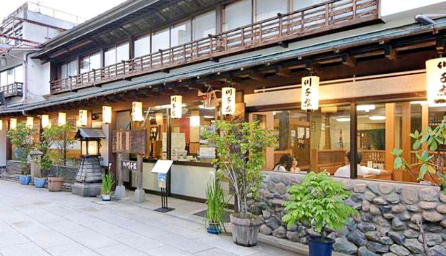 東京老街柴又景點推薦推介下町龜有必去商店街淺草到烏龍派出所散策的鰻魚飯餐廳