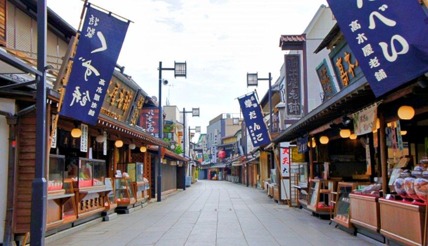 東京老街柴又景點推薦推介下町龜有必去商店街淺草到烏龍派出所的直街道