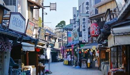 東京老街柴又景點推薦推介下町龜有必去商店街淺草到烏龍派出所的街道