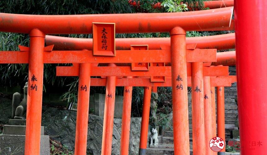 秋田必去療癒行程推薦推介白神山地櫸木林風之松原的大森稻荷神社