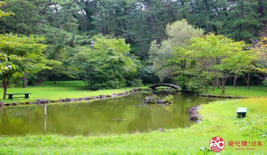 秋田必去療癒行程推薦推介白神山地櫸木林風之松原的湖