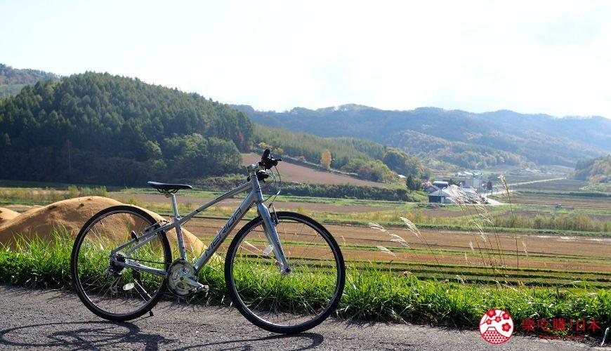 北海道秋天必去景点推荐推介脚踏车