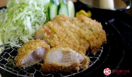 北海道秋天必去景点推荐推介美食必吃特上炸猪腰肉定食