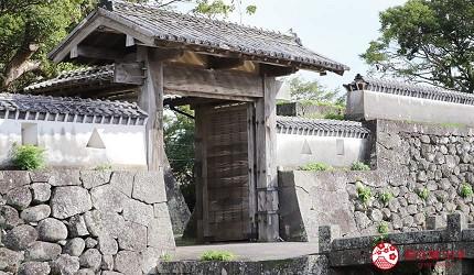 日本最美離島長崎五島360度無敵海景超療癒福江島2天1夜行程推薦推介五島高中生每天上下學通過的城門與護城橋
