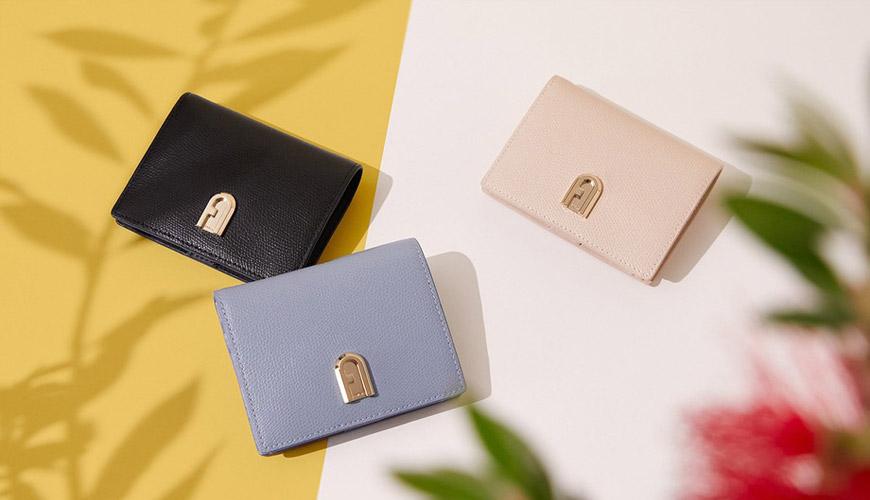 皮夾錢包品牌推薦推介顏色日系甜美小資女送禮必買上班族很適合義大利俐落風格代表FURLA