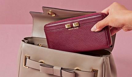 皮夾錢包品牌推薦推介顏色日系甜美小資女送禮必買款式