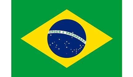 日本人也搞錯「世界國名代表字」的ブラジル(伯)巴西
