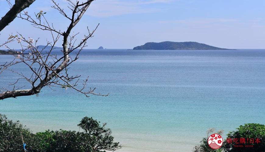 日本最美离岛长崎五岛360度无敌海景超疗癒福江岛2天1夜行程推荐推介香珠子海滩