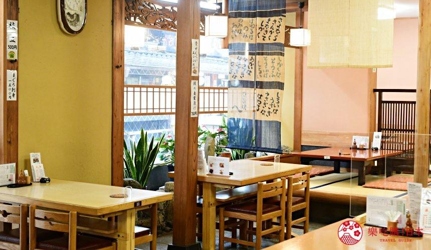 東京老街柴又景點推薦推介下町龜有必去商店街淺草到烏龍派出所散策的鰻魚飯餐廳店內裝潢