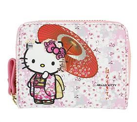 皮夾錢包品牌推薦推介顏色日系甜美小資女送禮必買角色主題商品MANUFATTO大人氣Hello Kitty聯名款可以裝車票、零錢的零錢卡包