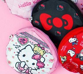 皮夾錢包品牌推薦推介顏色日系甜美小資女送禮必買角色主題商品MANUFATTO大人氣Hello Kitty聯名款零錢卡包