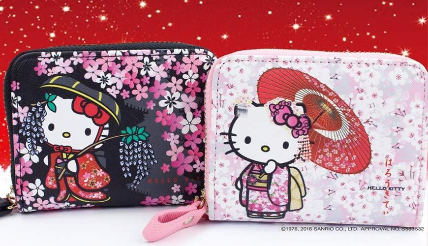 皮夾錢包品牌推薦推介顏色日系甜美小資女送禮必買角色主題商品MANUFATTO大人氣Hello Kitty聯名款