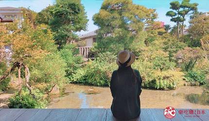 长崎铁道一日游推荐推介超美海景岛原电车近郊打卡泡温泉超幸福行程懒人包文青小天堂四明庄内庭园美景