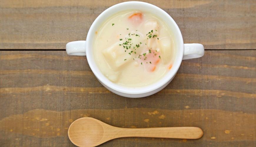 中文的「湯」日語第一種說法:スープ