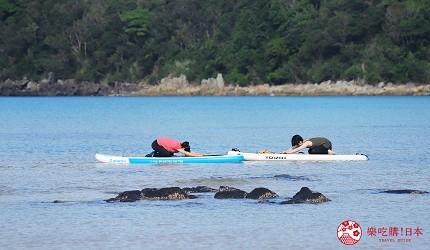 日本最美離島長崎五島360度無敵海景超療癒福江島2天1夜行程推薦推介海上SUP瑜伽