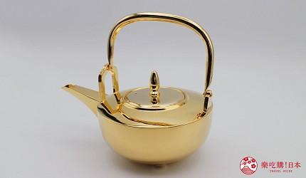 日本神前式會用到收藏酒具送禮推薦推介新潟燕商事鍍金酒壺酒杯組喝日本酒最適合的鍍金銚子酒壺