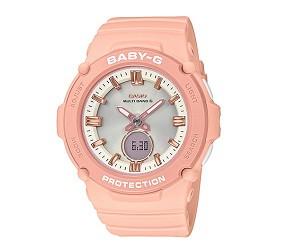 2021日本手錶品牌推薦推介SEIKO精準度耐用CASIO男女學生CP值高的街頭系女生的時尚之選BABY-G手錶