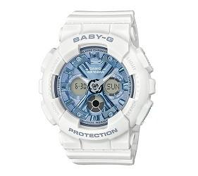 2021日本手錶品牌推薦推介SEIKO精準度高耐用CASIO男女學生CP值高的街頭系女生的時尚之選BABY-G手錶商品