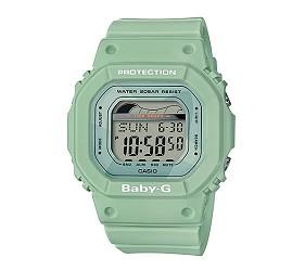 2021日本手錶品牌推薦推介SEIKO精準度高夠耐用CASIOCP值高的街頭系女生的時尚之選BABY-G手錶實物