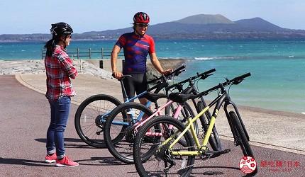 日本最美離島長崎五島360度無敵海景超療癒福江島2天1夜行程推薦推介騎乘腳踏車的樂趣