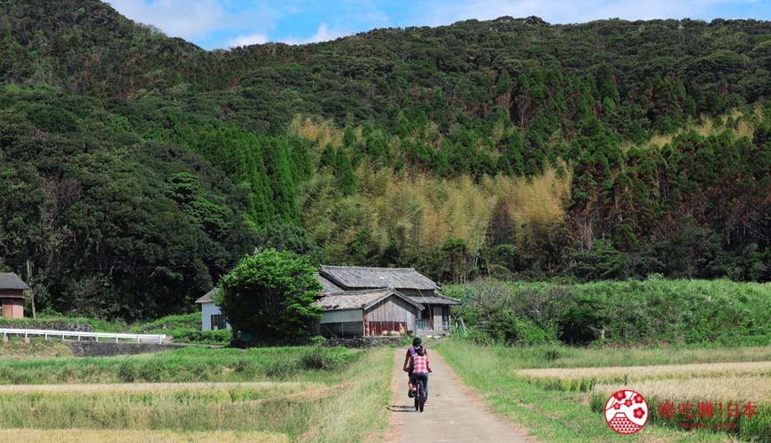 日本最美离岛长崎五岛360度无敌海景超疗癒福江岛2天1夜行程推荐推介五岛美丽的乡间