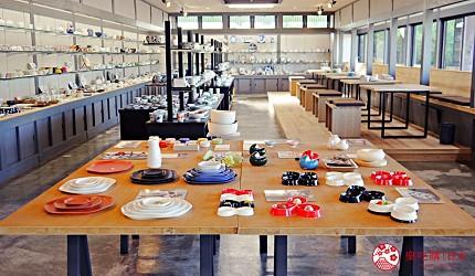 佐賀景點推薦嬉野溫泉吉田燒陶瓷器