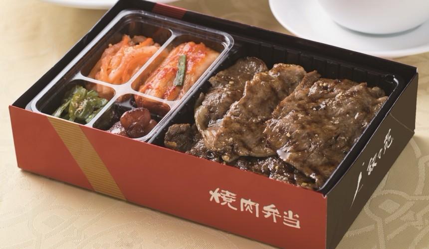 日本「連鎖燒肉店」好吃排名 TOP 7「敘敘苑」的燒肉便當