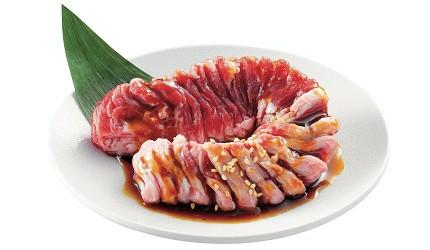 日本「連鎖燒肉店」好吃排名 TOP 7「燒肉 KING」的燒肉形象照