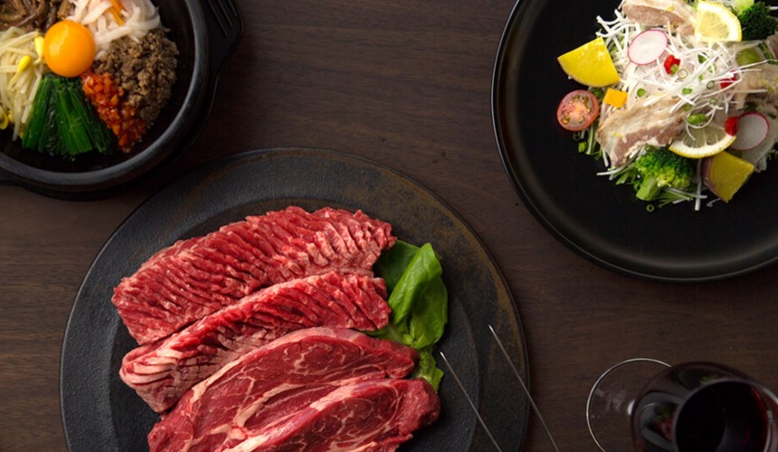 日本「連鎖燒肉店」好吃排名 TOP 7「ONE KARUBI」(ワンカルビ)的燒肉形象照之一