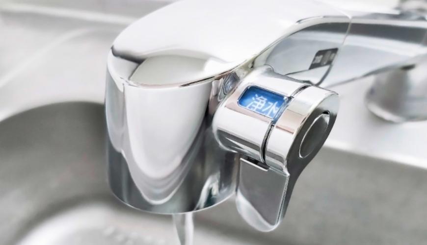 7大日本淨水器濾水器淨水器品牌推薦推介Panasonic飛利浦TORAY水質功能種類評比實際使用中