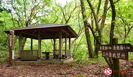 秋田2天1夜行程推荐推介绝美打卡景点白神山地散策疗癒周末小旅行真濑溪谷
