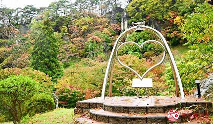 秋田2天1夜行程推荐推介绝美打卡景点白神山地散策疗癒周末小旅行屏风岩的心型钟