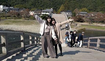 日本絕景美食在岩國市必去景點
