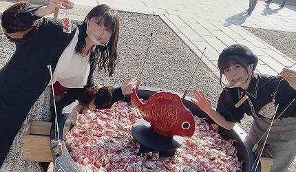 日本絕景美食在防府市景點欣賞