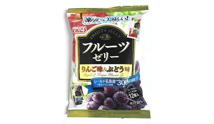 日本零食推薦推介低卡蒟蒻果凍啫喱Shinko雙味乳酸菌果凍