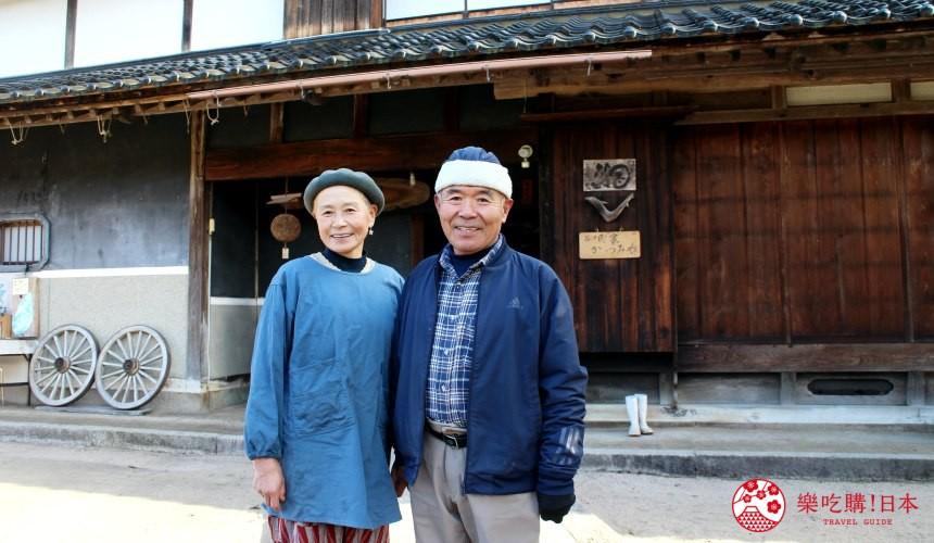 鳥取縣必去景點推薦推介鬼太郎列車大山3天2夜行程3日2夜自由行懶人包體驗型農家民宿Katsumiya的宮本夫婦