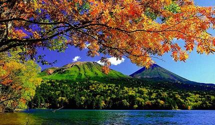 北海道秋天冬天必去景点推荐推介有奖活动景点一