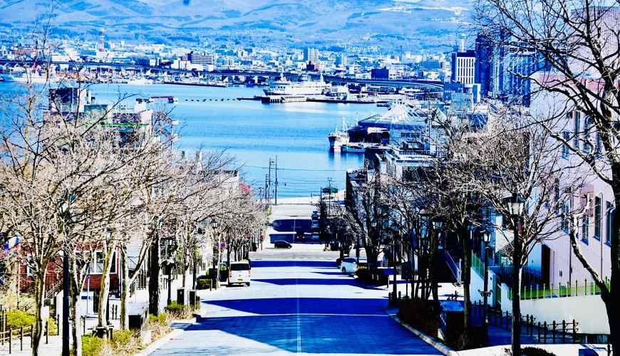 北海道秋天冬天必去景點推薦推介有獎活動參加方法北海道零食直送台灣約朋友