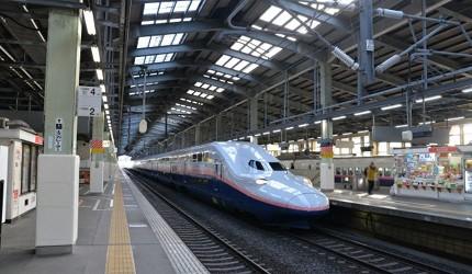 新潟旅行冬天自由行程景點推薦推介的交通辦法新幹線