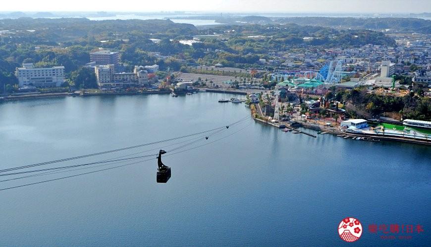 日本靜岡親子旅遊自由行必去景點推薦推介吉卜力夢幻森林空軍基地全日本唯一跨湖纜車