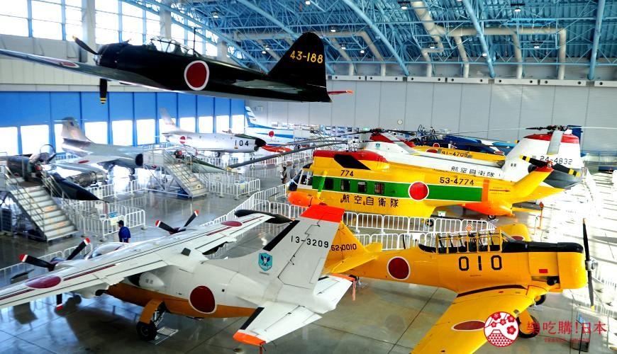 日本靜岡親子旅遊自由行必去景點推薦推介吉卜力夢幻森林空軍基地航空自衛隊AirPark