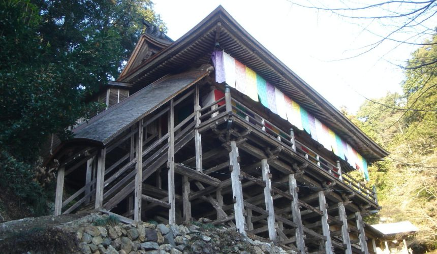 日本人氣動漫咒術迴戰角色兩面宿儺的儺正確唸法典故神話實際由來解釋整理日龍峰寺
